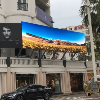 Outdoor LED Screen Cannes Film Festival