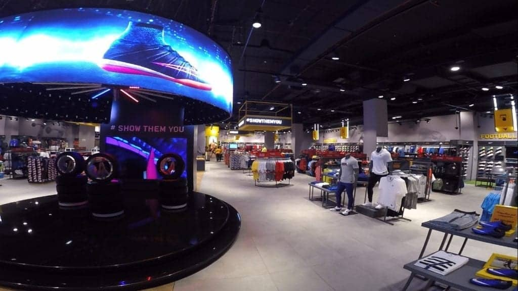 Curved Led Display Dubai